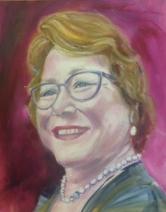 Eugenie, portret